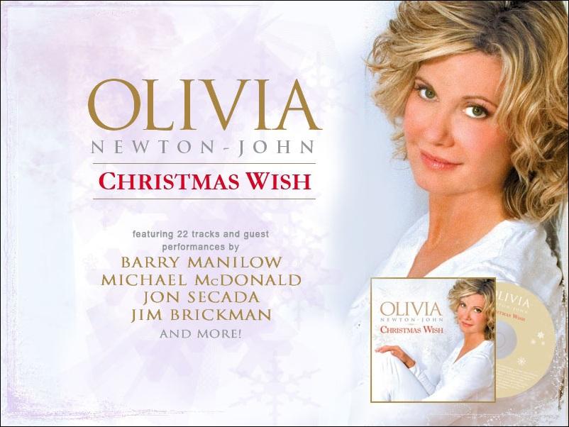 olivia newton john christmas wish cd 2007 - Olivia Newton John This Christmas
