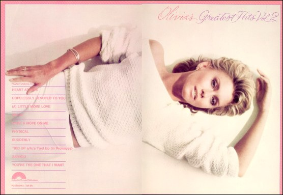 Greatest Hits Vol 2 Songbook Cover