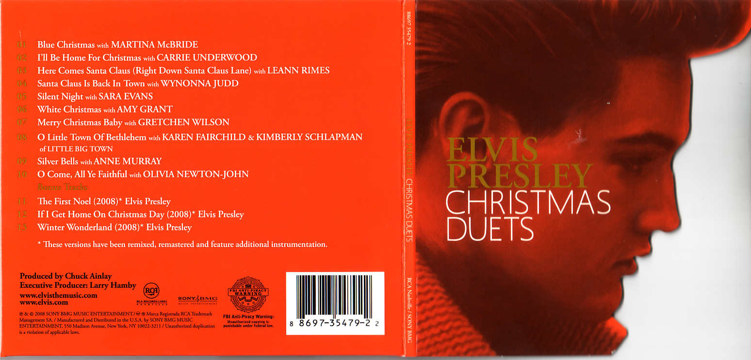 Elvis Presley Christmas Music.Olivia Newton John Music Albums Guest Albums
