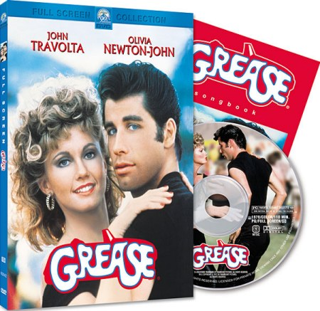 Grease Dvd 2002 Us Release