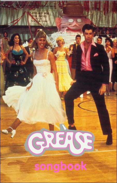 Grease DVD 2006 Australian release
