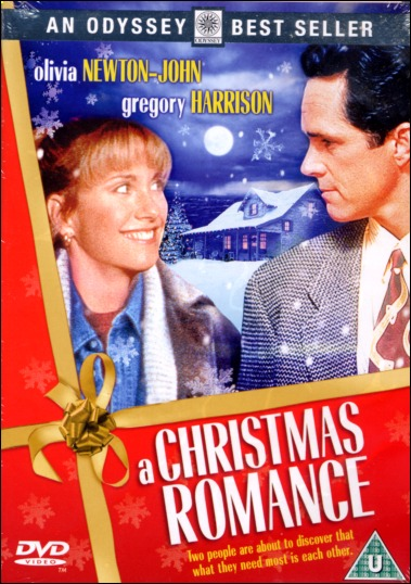 UK release of A Christmas Romance DVD