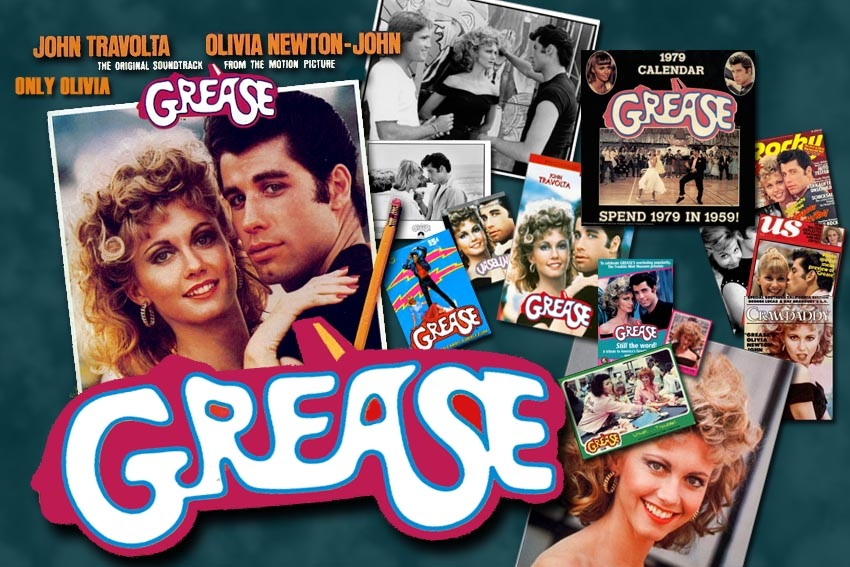 grease wallpapers. Grease (1978) DVD.SRClownBy.Odyssiea. Release Date..: 08/30/2002