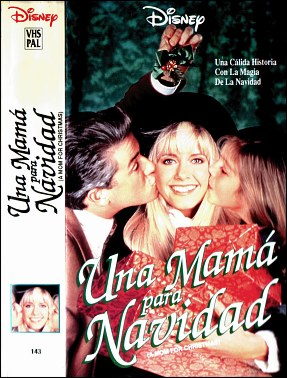 A Mom For Christmas VHS