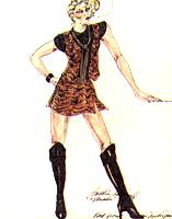 xanadu movie costume - photo #8