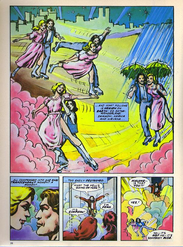 xanadu marvel comic book